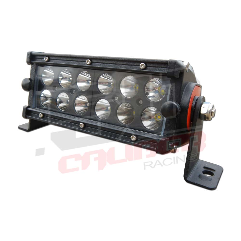 Led Lights For Lawn Tractor : Quot led light bar spot beam snow plow thrower blower lawn tractor mower towing ebay